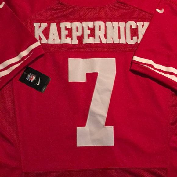 9c2573b288d Authentic 49ers Colin Kaepernick jersey
